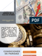 CLASE 6 y 7 - PARIDAD DE TASA DE INTERÉS Y PDER ADQUISITIVO.pptx