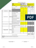 Uniformidad ASTM C94-18