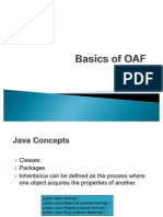 OAF Basics on Extensions