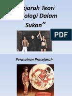 Sejarah Teori Sosiologi Dalam Sukan