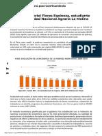 La Pobreza en el Perú post Confinamiento - APEECO