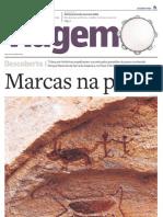 Suplemento Viagem - Jornal O Estado de S. Paulo - Parque Nacional da Serra da Capivara - 20110125
