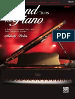 GRAND TRIOS FOR PIANO (1)