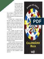1524 - CALENDÁRIO MAIA