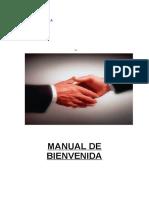 MANUAL DE BIENVENIDA RCS CONSULTORES