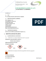 HOJA  DE SEGURIDAD ALCOHOL 70 DACT CHEMICAL.pdf