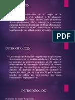 Introducción Instrumentación Virtual