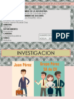 TRABAJO DE INVESSTIGACION