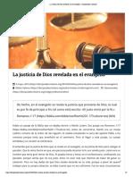 La justicia de Dios revelada en el evangelio – Discipulado Cristiano.pdf