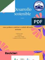 Desarrollo sostenible  catedra.pptx