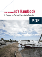 The Resident's Handbook to Prepare for Natural Hazards in Georgia