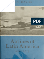 Airlines of Latin America Since 1919 Mexico
