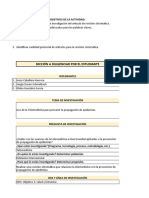 VALIDACION PLAN DE BUSQUEDA - TELEMEDICINA