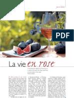 2007-08-28 - La Vie en Rose - Bruna Cabral (Revista Engenho de Gastronomia)*