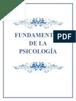 GRUPO 1- FUNDAMENTOS DE LA PSICOLOGIA