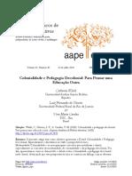 Colonialidade e Pedagogia Decolonial.pdf
