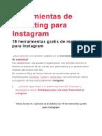 Herramientas de Marketing para Instagram.docx