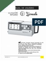 Manual do Usuario Bomba de Infusao Yonah (cmosdrake)