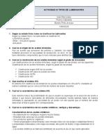 ACTIVIDAD III TIPOS DE LUBRICANTES