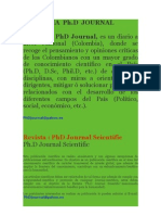 Colombia PhD Journal