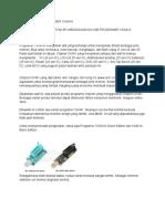 PANDUAN USB PROGRAMER CH341A