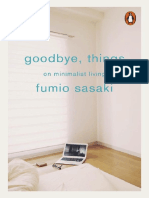 Goodbye, Things_ on Minimalist Living ( PDFDrive.com )