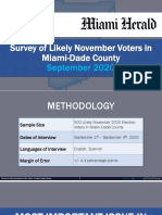 Mayoral Survey