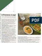 2007-12-30 - A Provence é aqui (Revista Domingo - Jornal do Brasil 1652)