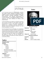 Plotino - Wikipedia, la enciclopedia libre