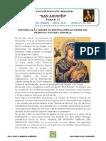 FICHA 17 VIRGEN DEL PERPETUO SOCORRO (23ava semana)