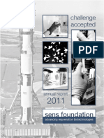 SENS Research Foundation 2011 Annual Report