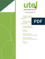 Tarea 6  Ambientes de desarrollo y Frameworks