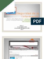 Tarea Seguridad de la Información 14 ags 2008