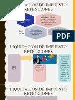 Liquidación de Impuesto expocision