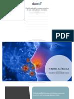 docsity-rinitis-alergica-presentacion-de-un-articulo-de-revision