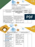 Guía de Actividades y rúbrica de evaluación Preliminares