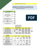 Tarea # 4 Presupuesto de caja y Balance proforma UP