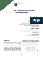 Álvarez et al. - 2020 - Impacto del covid-19 en la educación superior de méxico.pdf