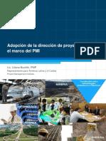 ejemplos de proyectos PMI