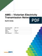 AusNet Services - AMS 10-60 - Earth Grids - Non Confidential - October 2015