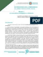Inicial Directivos Módulo 3