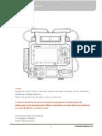 Desfibrilador -CUHD1 con 200 Joules- Manual de Uso- Versión 1- May-17