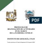 Protocolo de reinicio de actividades_IGL