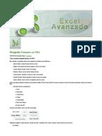 Manipular Formatos en VBA « Excel Avanzado