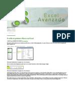 Escribe tu primera Macro en Excel « Excel Avanzado