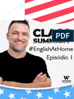 English at home - Episódio 1 PDF