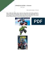 Sobre personagens de quadrinhos e conflitos históricos_Pedro Carneiro Borges