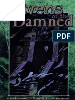 Vampire the Masquerade - Havens of the Damned