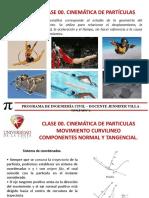 Clase 03 Cinemática de particulas Sistemas de Coordenadas1.pptx