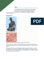 Infografía de Héroes Nacionales
